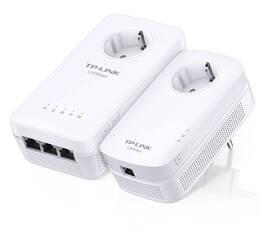 TP-Link TL-WPA8630PKIT + IP TV na 1 měsíc ZDARMA (TL-WPA8630PKIT) bílý (vrácené zboží 8800508338)