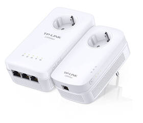 TP-Link TL-WPA8630PKIT + IP TV na 1 měsíc ZDARMA (TL-WPA8630PKIT) biely
