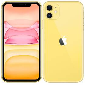 Apple iPhone 11 64 GB - Yellow (MHDE3CN/A)