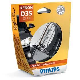 Philips Xenon Vision D3S, 1ks (42403VIS1)