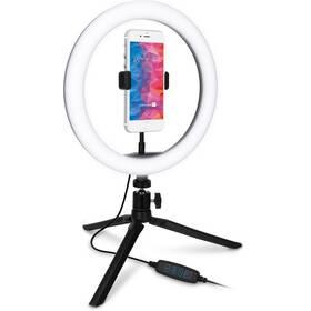 Connect IT Selfie10Ring kruhové LED světlo, malé (CLI-2000-SM)