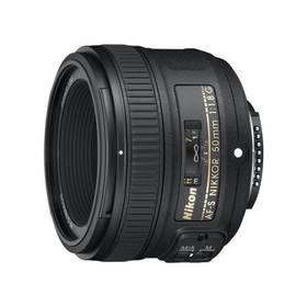 Nikon NIKKOR 50MM F1.8G AF-S černý + Doprava zdarma
