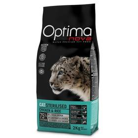 Optima nova Cat Sterilised 2 kg
