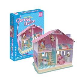 HM Studio 3D Dům pro panenky Carrie's Home