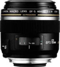 Canon EF-S EF-S 60mm f/2,8 (0284B013AA) černý + Doprava zdarma
