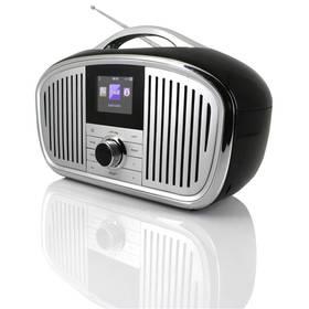 Soundmaster IR4000SW černý + Doprava zdarma