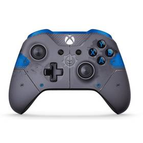 Gamepad Microsoft Xbox One Wireless Gears of War limitovaná edice (WL3-00008) sivý