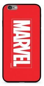 Marvel Premium Glass pro Apple iPhone X (MVPCV2205) červený