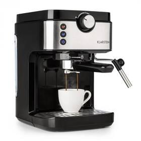Klarstein BellaVita Espresso stříbrné (vrácené zboží 8800981563)
