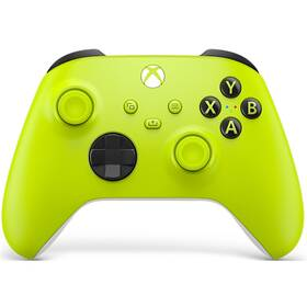Microsoft XSX Wireless Controller - Electric Volt (MSSP30022) zelený