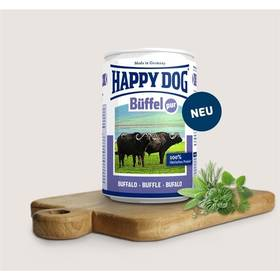 HAPPY DOG Büffel Pur - 100% bůvolí maso 800 g