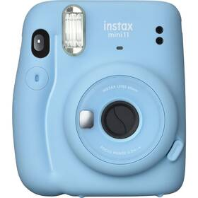 Fujifilm mini 11 modrý (poškozený obal 8800874570)