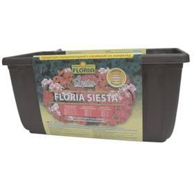 Agro FLORIA SIESTA 40 cm - Čokoláda, samozavlažovací