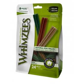 Whimzees Dental Stix S 24+4ks