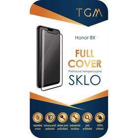 Ochranné sklo TGM Full Cover pro Honor 8X (TGMHON8XBK) černé