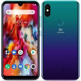 myPhone Pocket PRO (TELMYAPOCKETPROBL) modrý