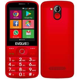 Evolveo EasyPhone AD (EP-900-ADR) červený