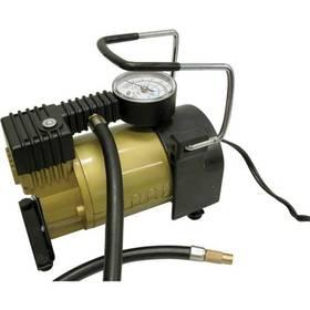 Carpoint 12V 7bar s měřičem tlaku celokovový