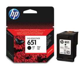 HP Cartridge HP 651, C2P10AE (C2P10AE)