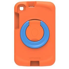 Samsung Kids Cover pro Galaxy Tab A 8.0 (GP-FPT295AMBOW) oranžový