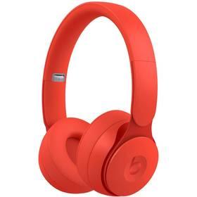 Beats Solo Pro Wireless Noise Cancelling- More Matte Collection (mrjc2ee/a) červená