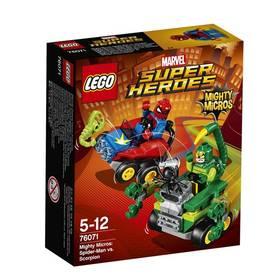 LEGO® SUPER HEROES 76071 Mighty Micros: Spiderman vs. Škorpion