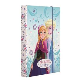 P + P Karton A4 Frozen III