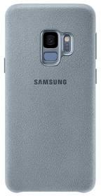 Samsung Alcantara pro Galaxy S9 (EF-XG960A) - mint (EF-XG960AMEGWW)