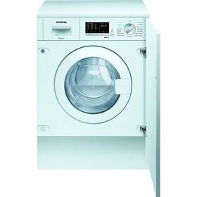 Siemens iQ500 WK14D542EU biela