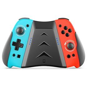 iPega SW006B Wireless Joycon vč. Multi Grip pro Nintendo Switch (PG-SW006) červený/modrý