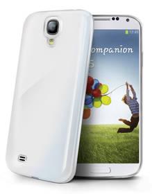 Celly Gelskin pro Samsung Galaxy S4 (GELSKIN290) průhledný