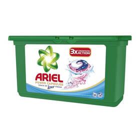 Ariel Touch of Lenor tekuté tablety 38 ks