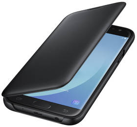 Samsung Wallet Cover pro J5 2017 (EF-WJ530C) (EF-WJ530CBEGWW) černé + Doprava zdarma