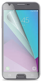 Celly Perfetto pro Samsung Galaxy J3 (2017), 2ks (SBF663) průhledná