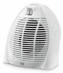 Teplovzdušný ventilátor DeLonghi HVK1010 biely