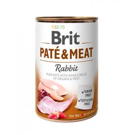 Brit Dog  Paté & Meat Rabbit 400 g