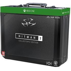Ostatní XBox One Hitman 2 Collectors Edition (5051892216517)