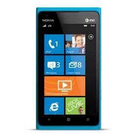 Nokia Lumia 900 modrý