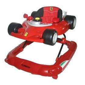 Chodítko detské Nania Furia Ferrari červené