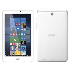Acer Iconia Tab W1-810 (NT.L7GEC.004) bílý + Voucher na skin Skinzone pro Notebook a tablet CZ v hodnotě 399 Kč jako dárek + Doprava zdarma