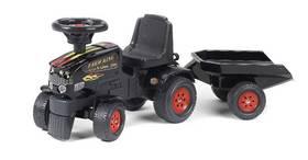 FALK - traktor Farm King Xline 300 s volantem a valníkem plast