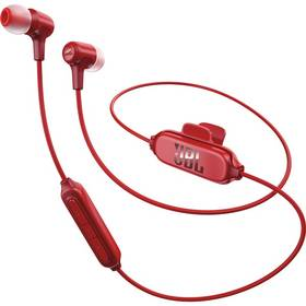 JBL E25BT (6925281921100) červená + Doprava zdarma