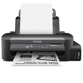 Epson WorkForce M105, CIS (C11CC85301) černá + Kabel za zvýhodněnou cenu