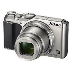 Nikon Coolpix A900 stříbrný (Vystaveno na prodejně 5800145385)