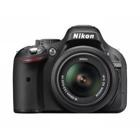 Nikon D5200 + 18-55 AF-S DX VR II + Doprava zdarma