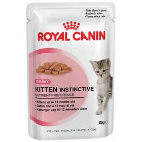 Royal Canin Kitten Instinctive v želé 85g