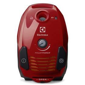 Electrolux PowerForce ZPFCLASSIC červený