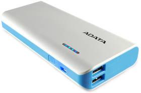 ADATA PT100 10000mAh (APT100-10000M-5V-CWHBL) bílá/modrá