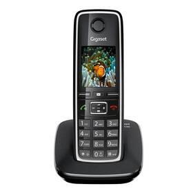 Siemens C530 IP (S30852-H2506-R601) čierny