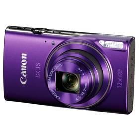 Canon IXUS 285 HS fialový + Doprava zdarma